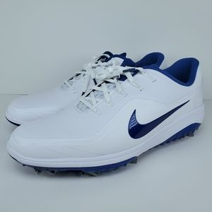 New Nike Golf React Vapor 2 White Indigo Mens 11.5